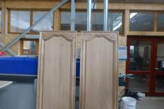 Etape 3 - Conception d'une porte en bois sur mesure
