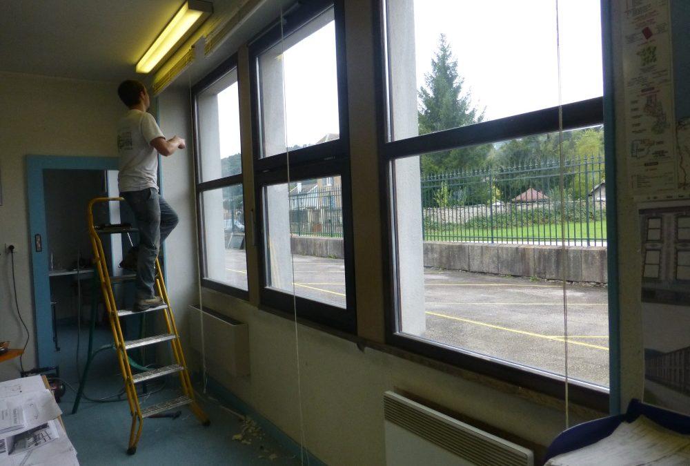 Fabricant de fenêtres dans les Vosges