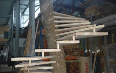 Fabricant d'escalier à Epinal, des conceptions sur mesure