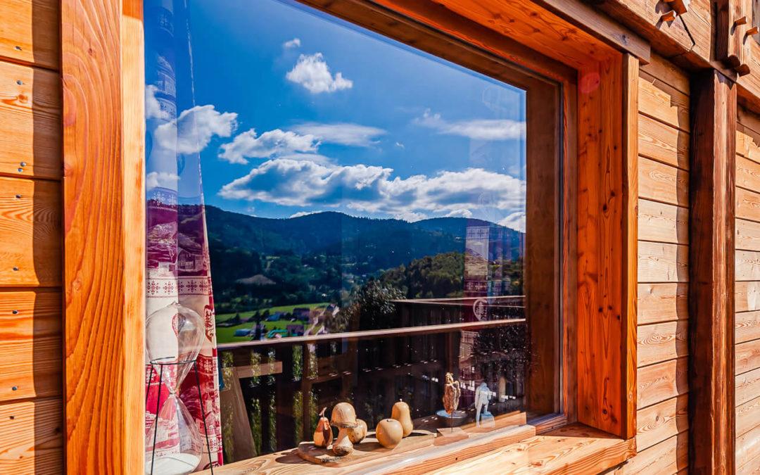 Pose de fenêtre à Remiremont
