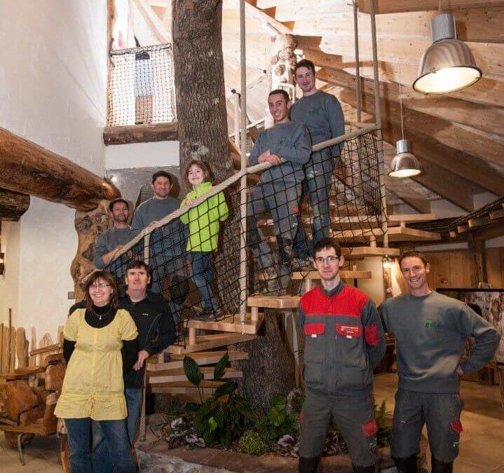 Aménagement intérieur à Remiremont